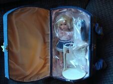 Dollmaker Linda Rick Limited Edition #128/500 Handbag Bella DOLL STAND Purses +