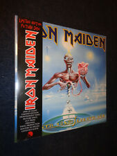 IRON MAIDEN SEVENTH SON FO A SEVENTH SON LIMITED ED PICTURE DISC SEALED -N2-FLG