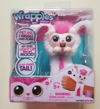 Wrapples Bonnie Little Live Pets Slap Band Wrist Toy
