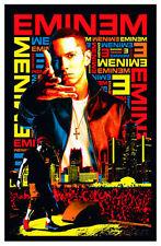 Eminem Blacklight Poster Print, 22x34
