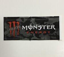 Monster Energy Drink ASSAULT Sticker (1) Unused NOS