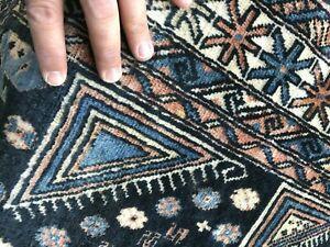 Auth: 19th C  Antique Armenian Caucasian Rug SUPER FINE Dagestan Collector Pc NR
