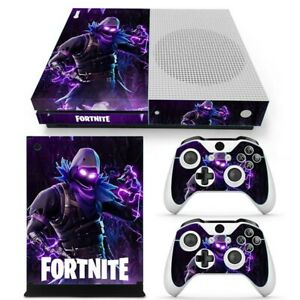 Xbox One S Fortnite Skins Decals Rare Designs Console Controllers Vinyl Covers !