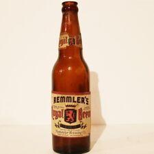 Remmler's Royal Brew Beer IRTP Bottle - Red Wing MN