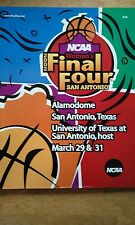 2002 NCAA Women's San Antonio Final Four Official Program