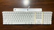 Authentic Original Apple A1016 Wireless Keyboard Bluetooth Tested & Works (2005)