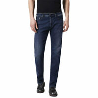 DIESEL WAYKEE 0684H Mens Denim Jeans Stretch Regular Fit Straight Casual Pants