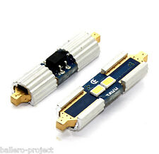 2x SMD Kennzeichenbeleuchtung SOFFITTE 31MM 2x3632SMD CANBUS CE XENON WEISS 12V