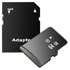 64GB Memory Card For Fit to Samsung Galaxy S5 S7 S8 A5 A7 J3 J5 J7 Mobile Phone