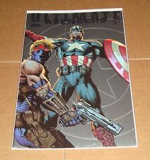Ultimate Avengers #1 Carlos Pacheco Foilogram Variant Edition 1st Print