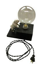 Woodworx - Handmade Vintage Lamp - Bulldog