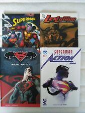 Lote de cómics DC SUPERMAN