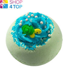 TURTLE RECALL BATH BLASTER BOMB COSMETICS LIME COCONUT HANDMADE NATURAL NEW