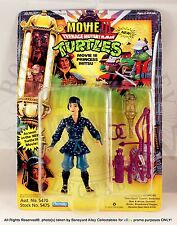 Original 1993 TMNT Movie 3 Princess MITSU *UNPUNCHED - PLAYMATES