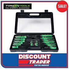 Typhoon 33 Piece Screwdriver Set 70200