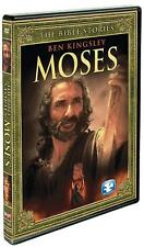New: The Bible Stories: Moses Full Screen, NTSC, Color