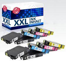 10 Cartouches pour Epson xp235 xp240 xp245 xp247 xp332 xp335 xp340 xp342 xp345 IBC