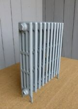 Victorian 4 Column Cast Iron Radiator to Go 10 Sections Long - Next Day Delivery