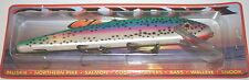"9"" Grandma Lure Classic Crankbait Musky Pike Rainbow Trout G9-26"