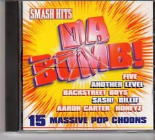 (FP431) Da Bomb! - Smash! Hits September 1998 CD