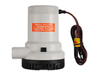 NEW 12V SUBMERSIBLE BOAT BILGE WATER PUMP 2000GPH / 7550LPH Compare to Rule photo
