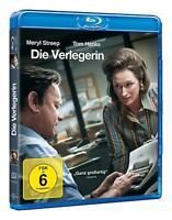 Die Verlegerin [Blu-ray/NEU/OVP] von Steven Spielberg mit Tom Hanks, Meryl Stree