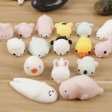 1Pc Cartoon Animal Squishy Squeeze Slow Rising Toy Soft Stress Relief Kids Gift