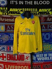 4/5 Arsenal boys 12/13 years 147-158cm football shirt jersey trikot camiseta
