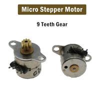 Pratique Moteur pas à 2 fils et 4 fils Mini Micro avec réducteur en cuivre