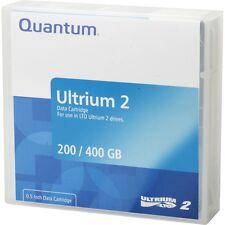 Quantum Lto2 Ultrium Tape Cartridges 200/400gb