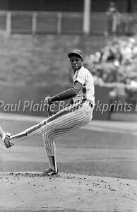 Dwight Doc Gooden New York Mets Original 35MM B&W Negative