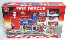 Fire Rescue-Stazione e centro di controllo - 4 + anni ** GRANDE REGALO **