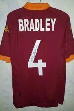 *Michael Bradley Signed Roma Usa 2012 2013 Soccer Jersey Shirt Camiseta Trikot*