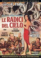 LE RADICI DEL CIELO  DVD*a&r* AVVENTURA