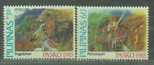 Philippine Stamps 1985 Christmas Complete Set MNH