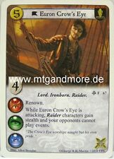 A Game of Thrones LCG - 1x Euron Crow's Eye  #067 - A Song of Silence