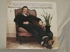 Robert Goulet Sings Today's Greatest Hits 1970 Columbia Recs. CS-1051 Sealed LP