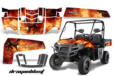 POLARIS RANGER 500 XP 700 XP EFI 2009 CREATORX GRAPHICS KIT DECALS DRAGONBLAST