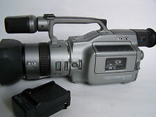 Sony Handycam DCR-VX1000 Good Condition Japanese