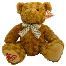 Dakin 14 Inch Teddy Bear With Bowtie, Brown,
