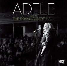 Live at the Royal Albert Hall [DVD+CD] by Adele (CD, Nov-2011, 2 Discs, Columbia (USA))