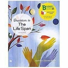 Invitation to the Life Span (Loose Leaf) by Kathleen Berger (2014, Second Ed)
