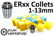 Collet Clamp ER11 20 1 - 13mm CNC Machine Drill Milling Shaft Flux Workshop