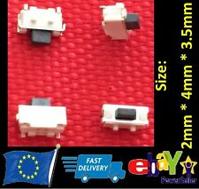 3X Tactile Micro Switch 2*4*3.5mm for Tablet&Phone push Power volume Button V23