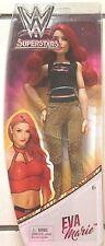 "WWE Superstars 12"" Doll Action Figure Eva Marie New Never been on store shelf"