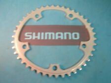 Shimano 600 EX 42T Biopace NEW / NOS Chainring Oval-  6/7/8/9-Spd-130MM-W-Cut-