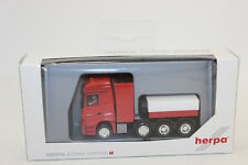 Herpa 461641 MB Actros LH PESANTE CAMION Dioramaready 1:87 H0 NUOVO IN
