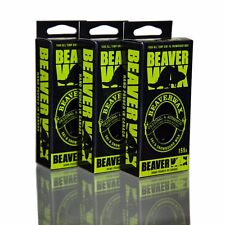 Biodegradable Beaver DAMFAST ski SNOWBOARD WAX 155g (5.5 oz)