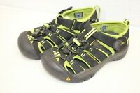 Keen Kids Newport H2 Toddler Unisex Size 8 Green Black 1009942 Hiking Sandals