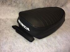 HONDA CB250/350 K1 / K2 SEAT COVER  FREE POSTAGE & SEAT STRAP